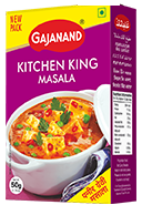 Whole spices ground blended spices manufacturers for Kitchen king masala
